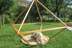 pyramida a srijantra pes